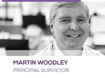 Martin Woodley