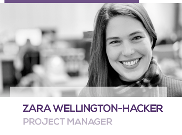 Zara Wellington Hacker