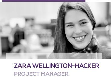 Zara Wellington Hacker