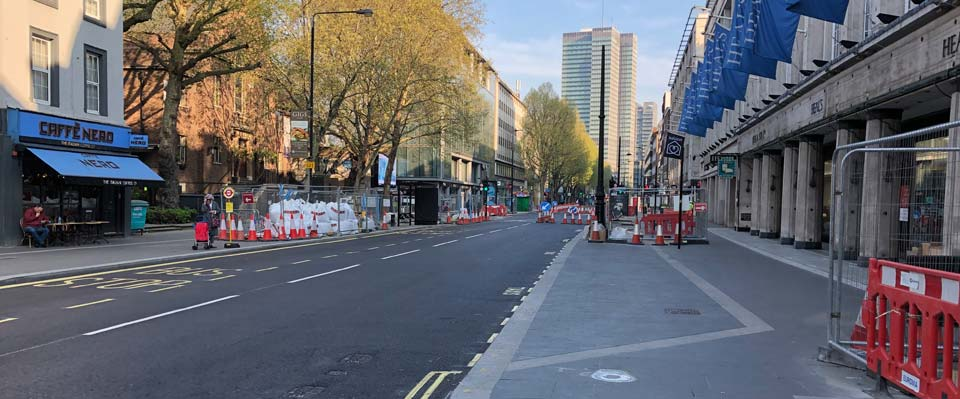 Camden's West-End Project