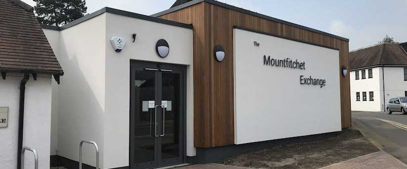 Stansted Mountfitchet Community Hub
