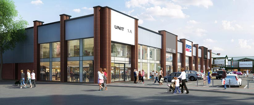 Newbury Retail Park 2