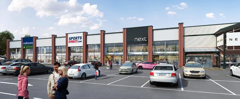 Newbury Retail Park 3