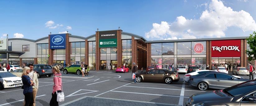 Newbury Retail Park