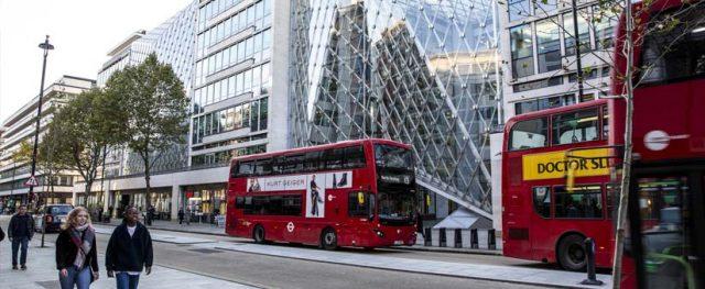 Baker Street Two-Way Scheme